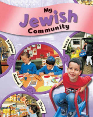 My Community: My Jewish Community by Kate Taylor image