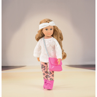 "Lori: 6"" Doll Poncho Outfit image"