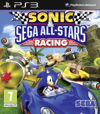 Sonic & SEGA All-Stars Racing (PS3 Essentials) for PS3