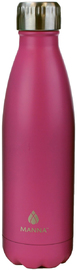 Manna: Vogue Matte Bottle - Pink (470ml)