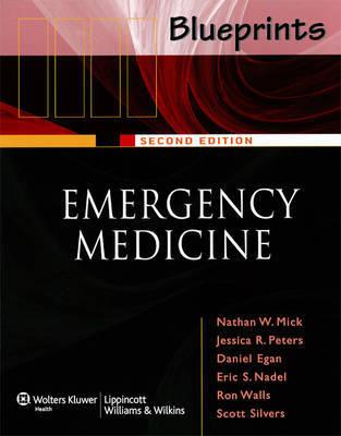 Blueprints Emergency Medicine by Nathan Mick