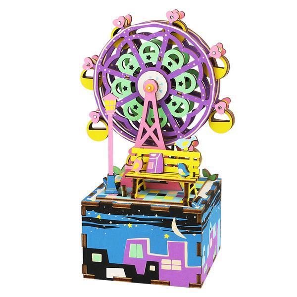 Robotime: Ferris Wheel