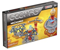 Geomag: Mechanics 146 - Magnetic Construction Set