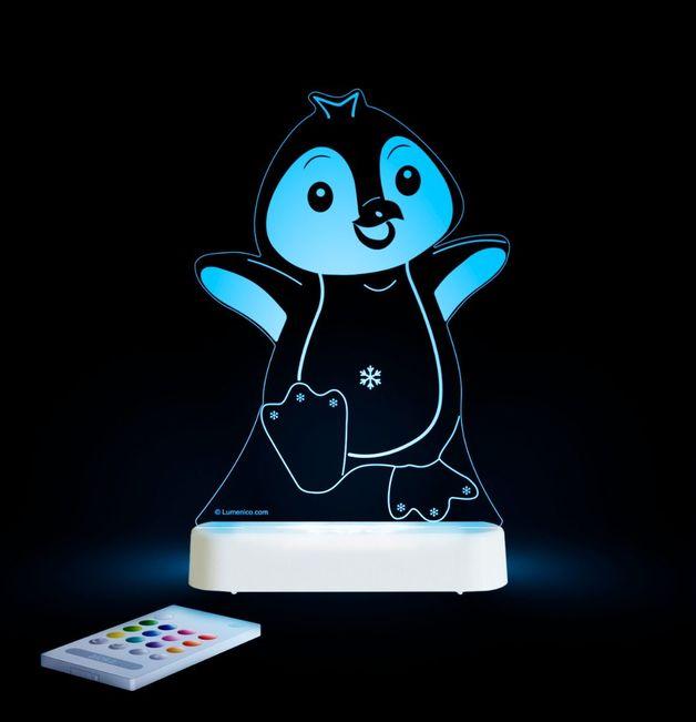 Aloka: Night Light - Penguin