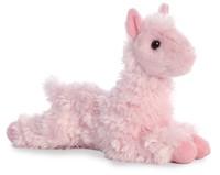Aurora: Mini Flopsies - Pink Llama