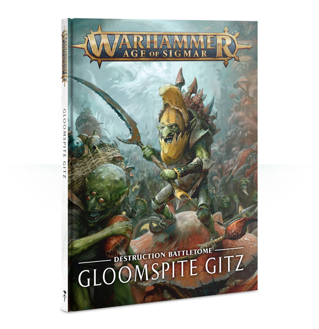 Warhammer Age of Sigmar: Battletome - Gloomspite Gitz