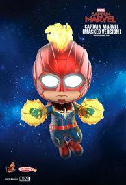 Captain Marvel: Masked Version - Cosbaby Figure