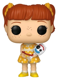 Toy Story 4 - Gabby with Forky Pop! Vinyl Figure