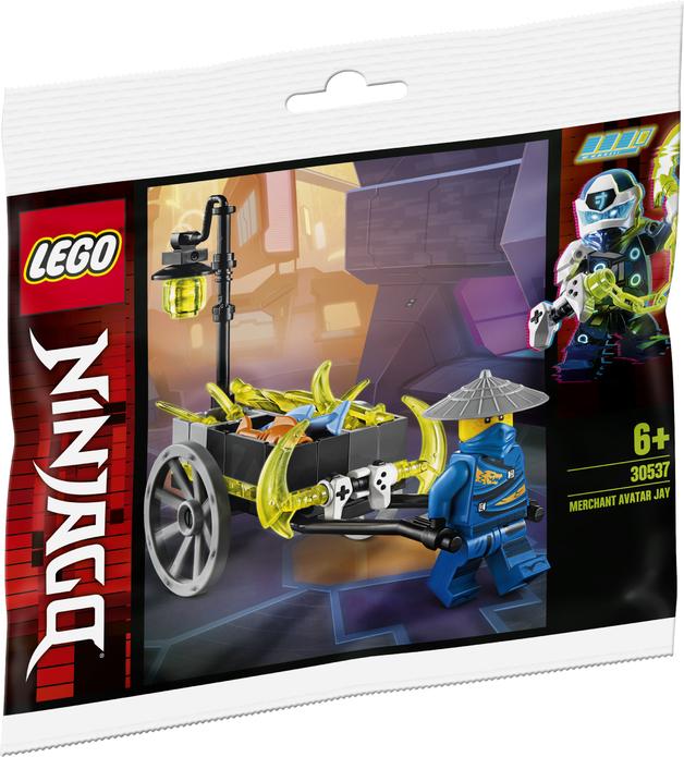 Lego: Merchant Avatar Jay