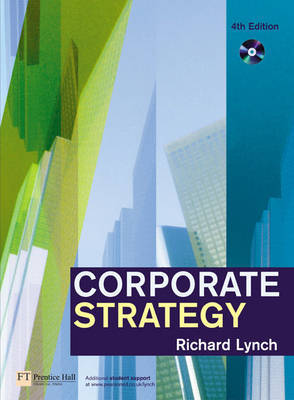 Corporate Strategy by Richard Lynch image
