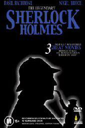 Legendary Sherlock Holmes Movies on DVD