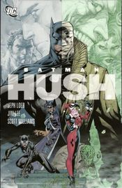 Batman: Hush (DC Comic) by Jeph Loeb