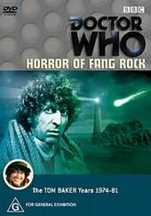 Doctor Who: Horror of Fang Rock on DVD
