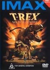 Imax: T-Rex on DVD