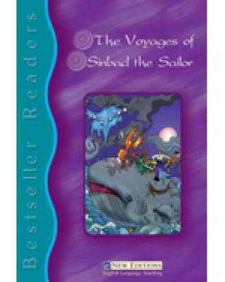 The Voyages of Sinbad the Sailor: Best Seller Readers: Level 2 by Peter Kipling image