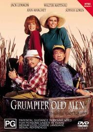 Grumpier Old Men on DVD