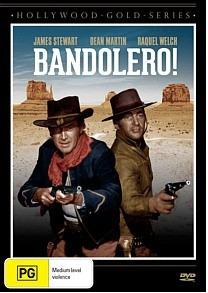 Bandolero on DVD image