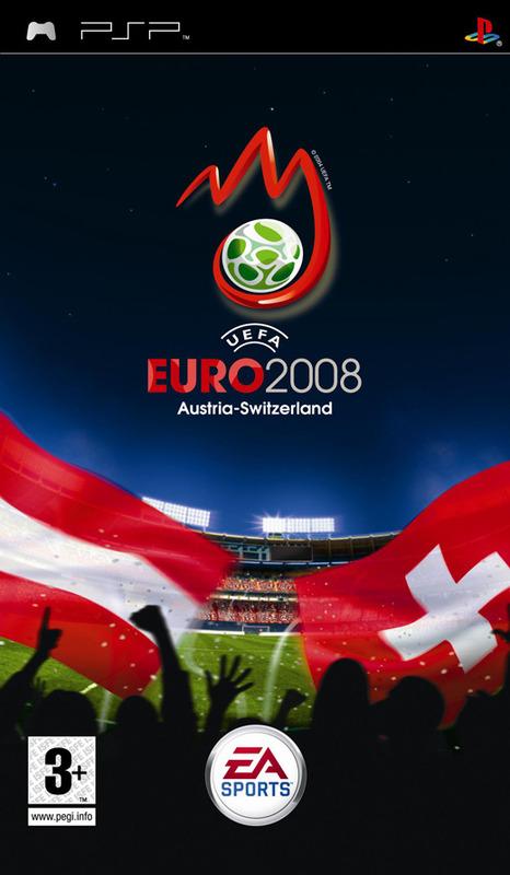 UEFA Euro 2008 for PSP
