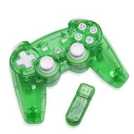 PDP Rock Candy PS3 Wireless Controller - Aqualime for PS3