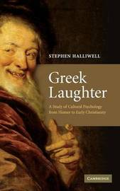 Greek Laughter by Stephen Halliwell
