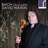 Cello Suites Nos. 1-6, BWV1007-1012 by David Watkin
