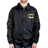 DC Comics - Batman Logo Coach Jacket (Medium)