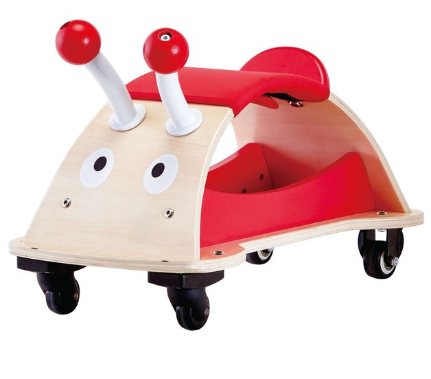 Hape: Push and Pull Bug - Scooter