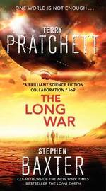 The Long War (Long Earth #2) (US Ed.) by Terry Pratchett