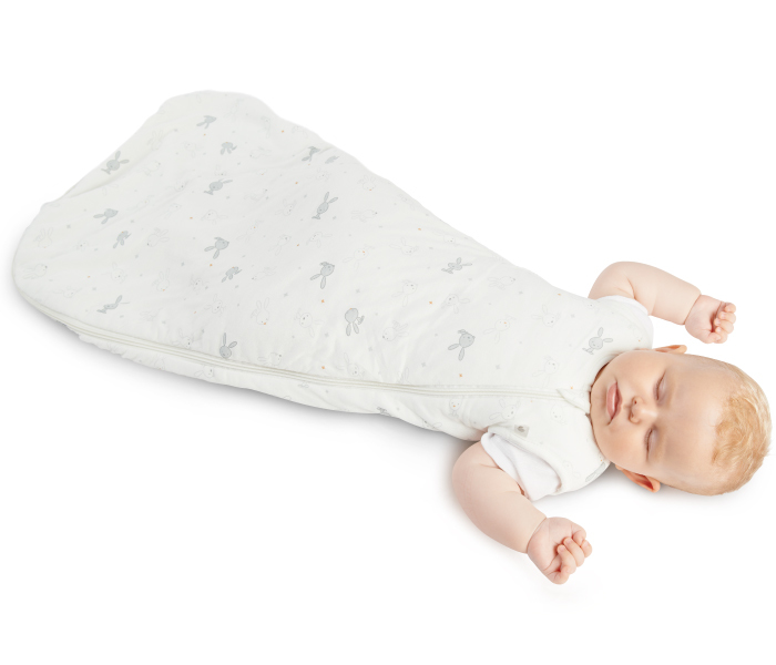 Bamboo Sleep Bag 6-18 Months (Grey Bunnies) image
