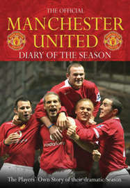 The Official Manchester United Diary Of The Season by Manchester United image