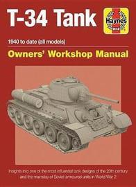 Soviet T-34 Tank by Mark Healy