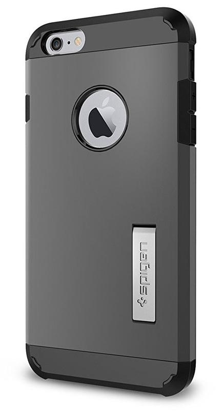 Spigen: iPhone 6s Plus - Tough Armour Case (Black)