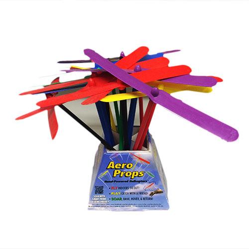 Aero-Props: Neon colours (Qty 1)