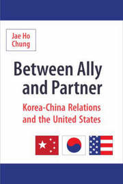 Between Ally and Partner by Jae Ho Chung image