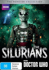 Doctor Who: The Monster Collection - Silurians on DVD