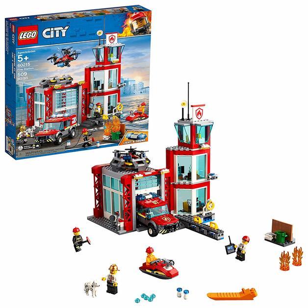 LEGO City: Fire Station (60215)