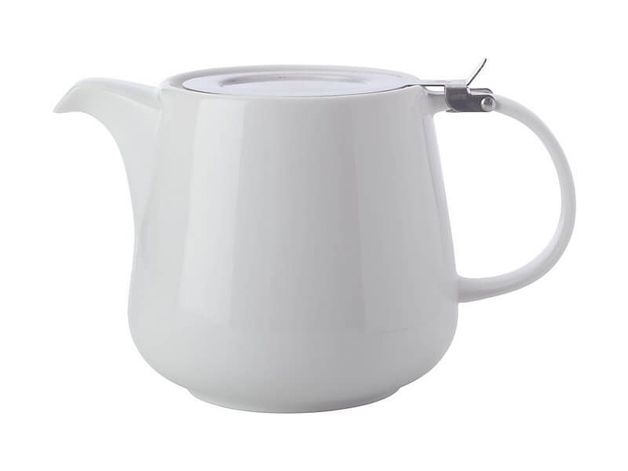 Maxwell & Williams: White Basics Teapot with Infuser