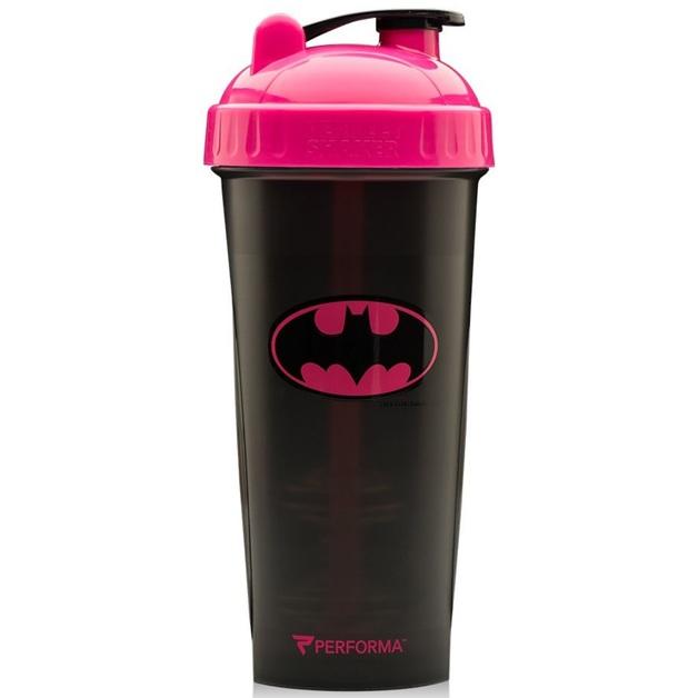 Performa: DC Comics Hero Series Shaker - Pink Batman (800ml)