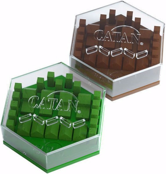 Catan Accessories: Hexadocks Expansion Set