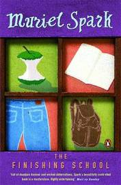 The Finishing School by Muriel Spark image