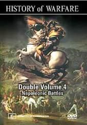 History Of Warfare - Double Vol. 4: Napoleonic Battles on DVD