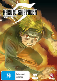 Naruto Shippuden - Collection 05 (Eps 53-65) on DVD