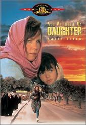 Not Without My Daughter on DVD