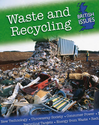 Waste and Recycling by Fiona MacDonald