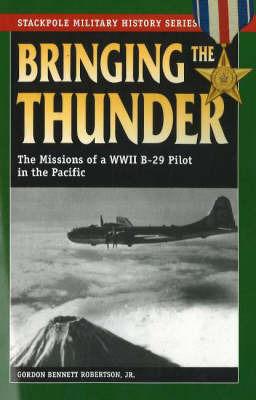 Bringing the Thunder by Gordon Bennett Robertson