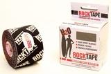 RockTape H2O Series - Black Logo (5cm x 5m)