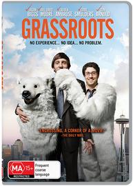 Grassroots on DVD