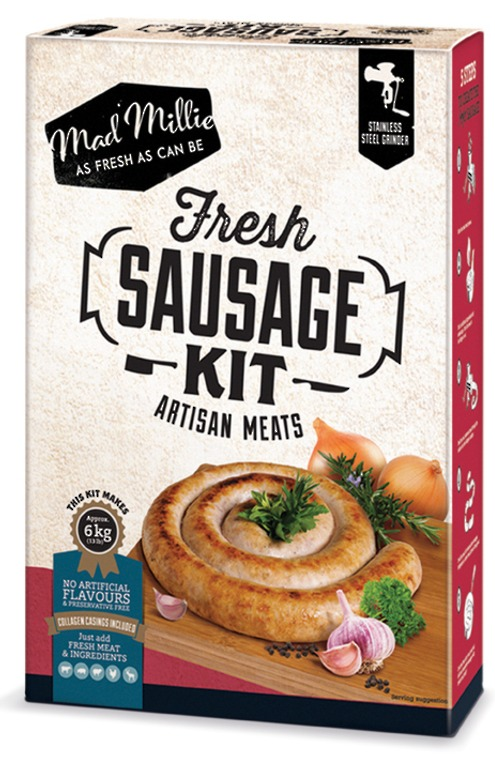 Mad Millie - Fresh Sausage Kit