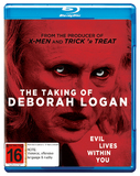 Taking of Deborah Logan on Blu-ray