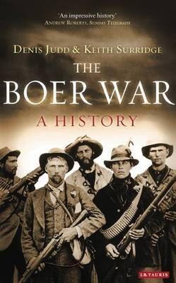 The Boer War by Denis Judd
